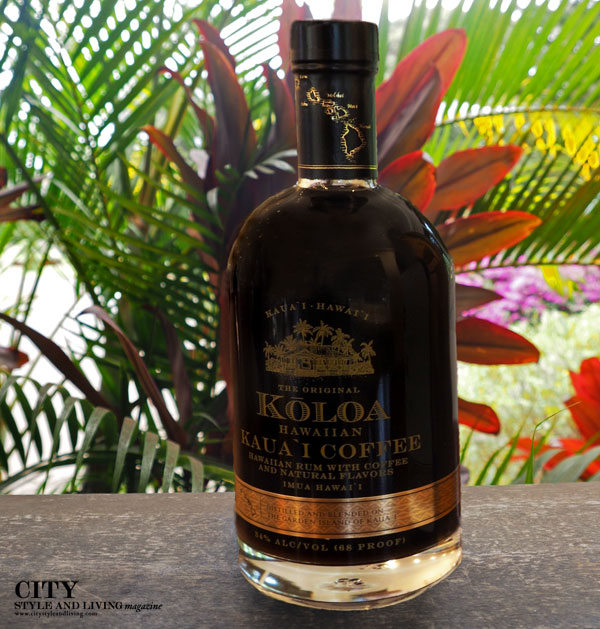 city style and living magazine Koloa Kauai Rum Coffee