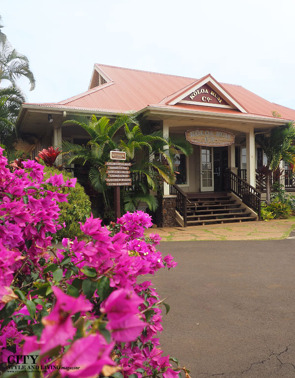 city style and living magazine Koloa Rum Kauai Exterior
