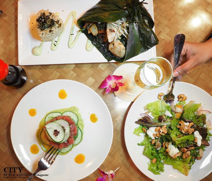 city style and living magazine Plantation Gardens Kauai Dinner