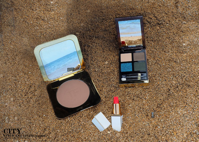 City style and living magazine style fashion blogger Kauai Makeup Tom Ford