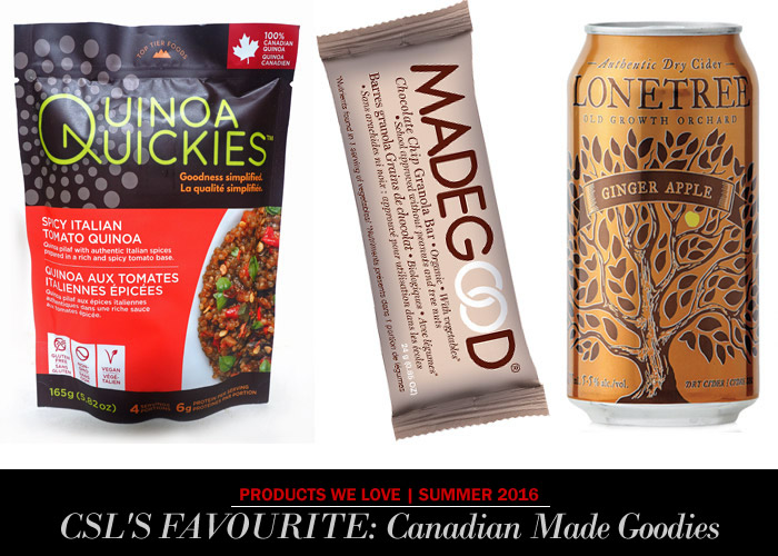 City Style and Living Magazine Canadian Made Goodies