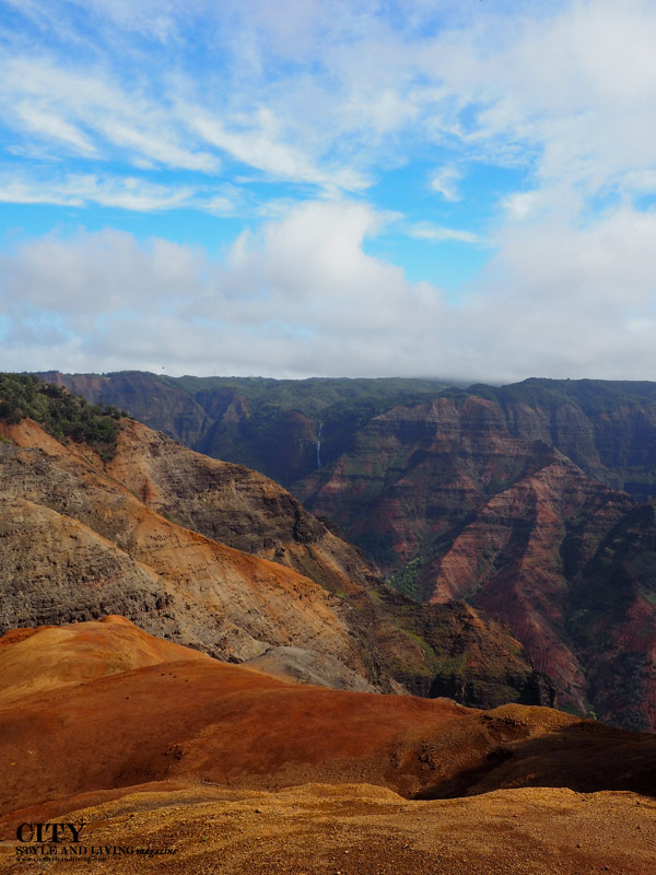 City Style and Living Magazine Waimea Canyon Kauai