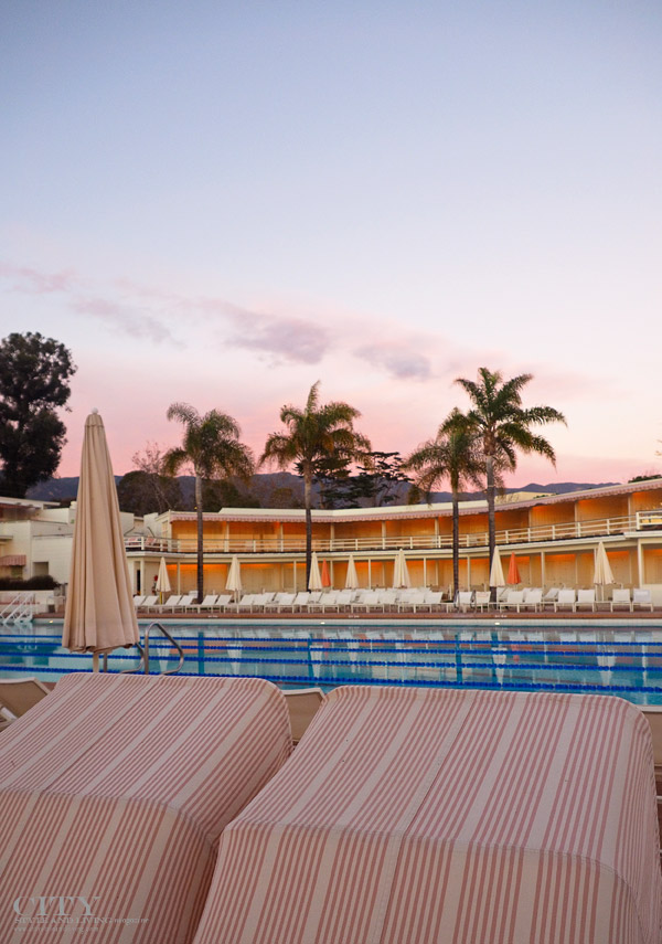 Four Seasons Biltmore coral club pool city style and living 2