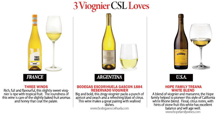 city style and living  wine lesson viognier loves