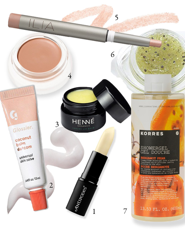 City Style and Living Magazine fall beauty products 2016