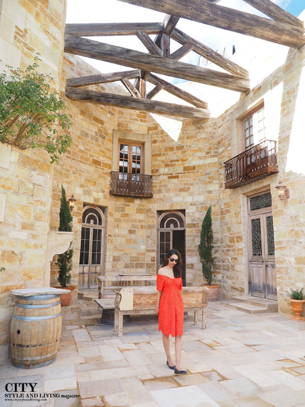 City Style and Living Magazine sunstone winery banana republic 3