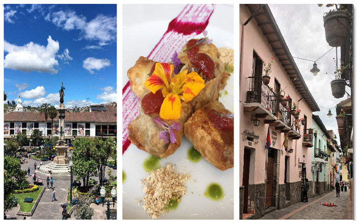 City Style and Living Magazine quito ecuador bethany looi restaurant, street view
