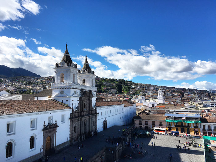 City Style and Living Magazine plaza san francisco ecuador bethany looi