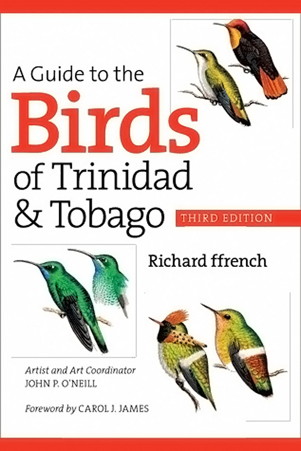 birds of trinidad richard ffrench book review city style and living