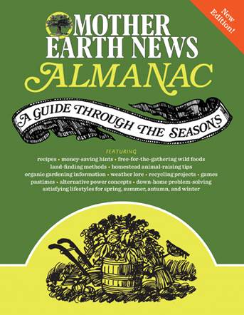 Mother Earth News Almanac book review