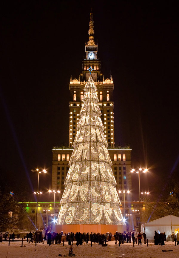 city style and living magazine christmas in poland