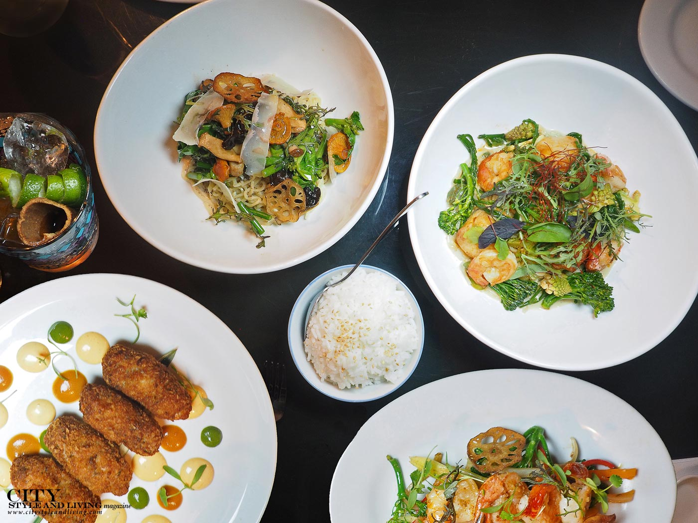 Bambudda restaurant gastown vancouver in city style and living magazine