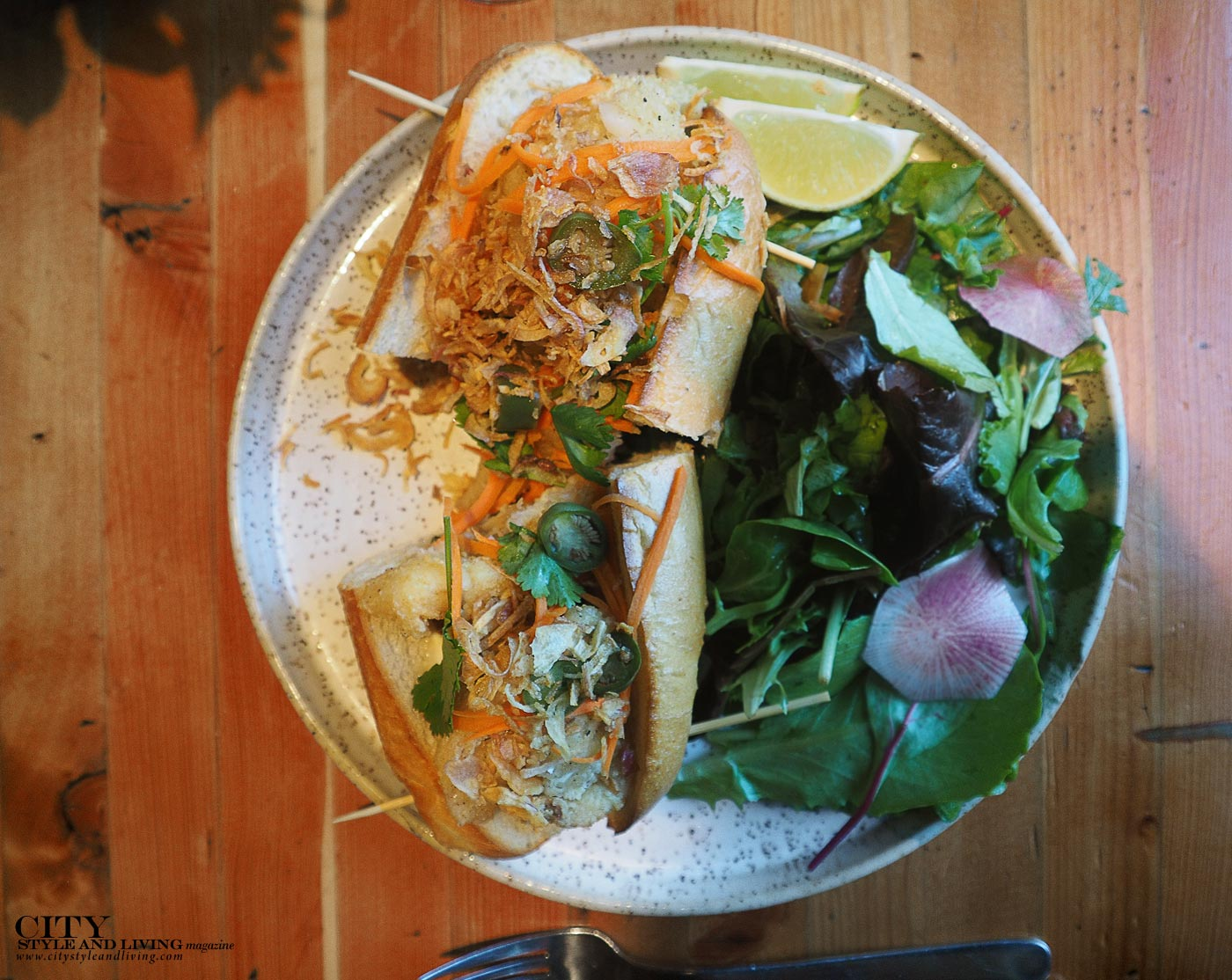 Granville Market Bahn Mi in City Style and Living Magazine