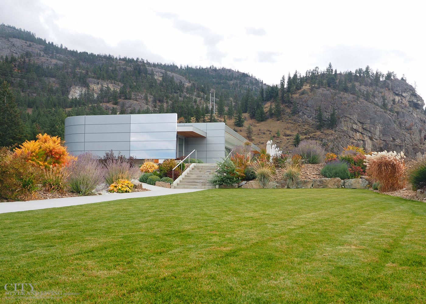Painted Rock Winery Okanagan in City Style and Living Magazine