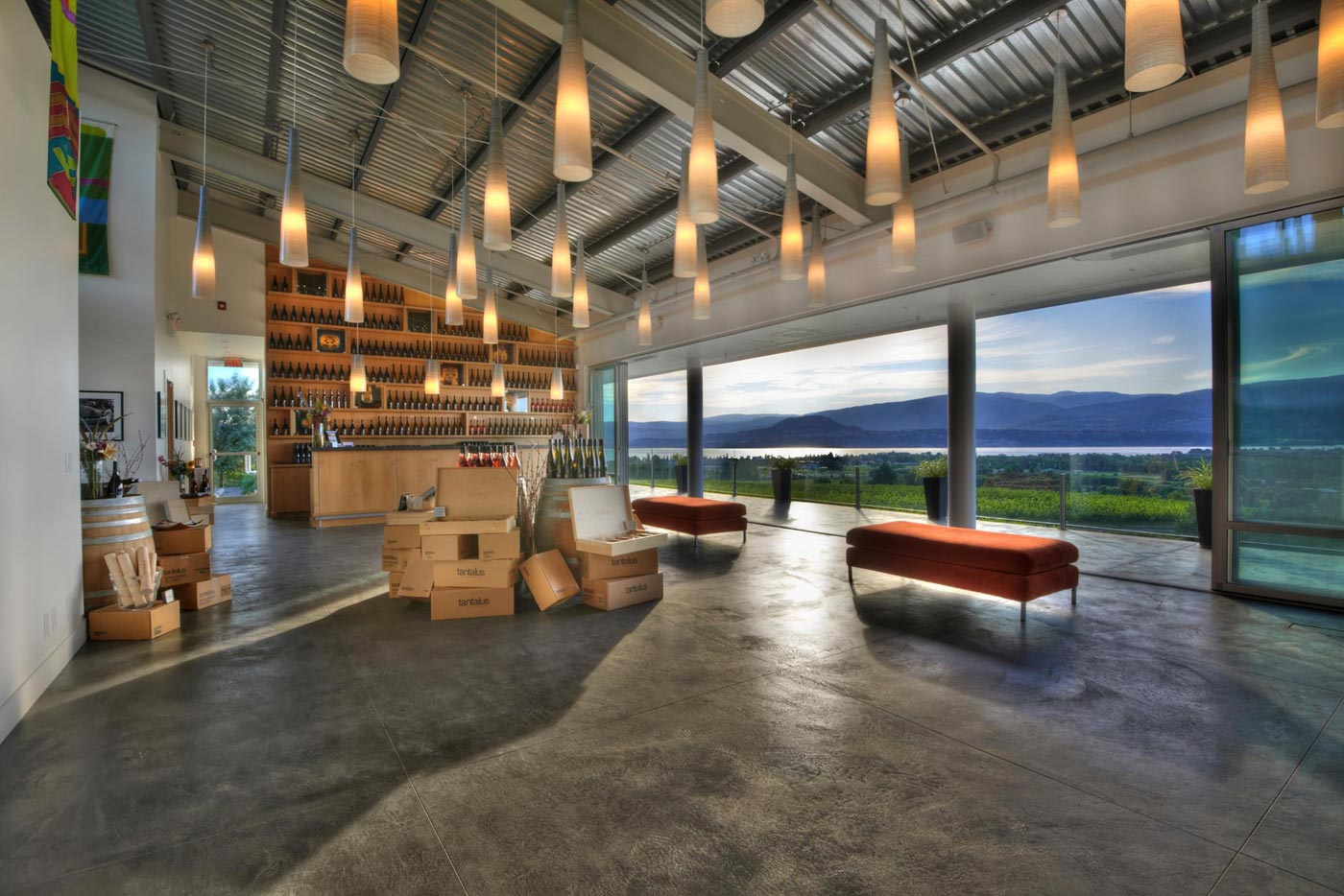 Tantalus Vineyard Kelowna City Style and Living Magazine.