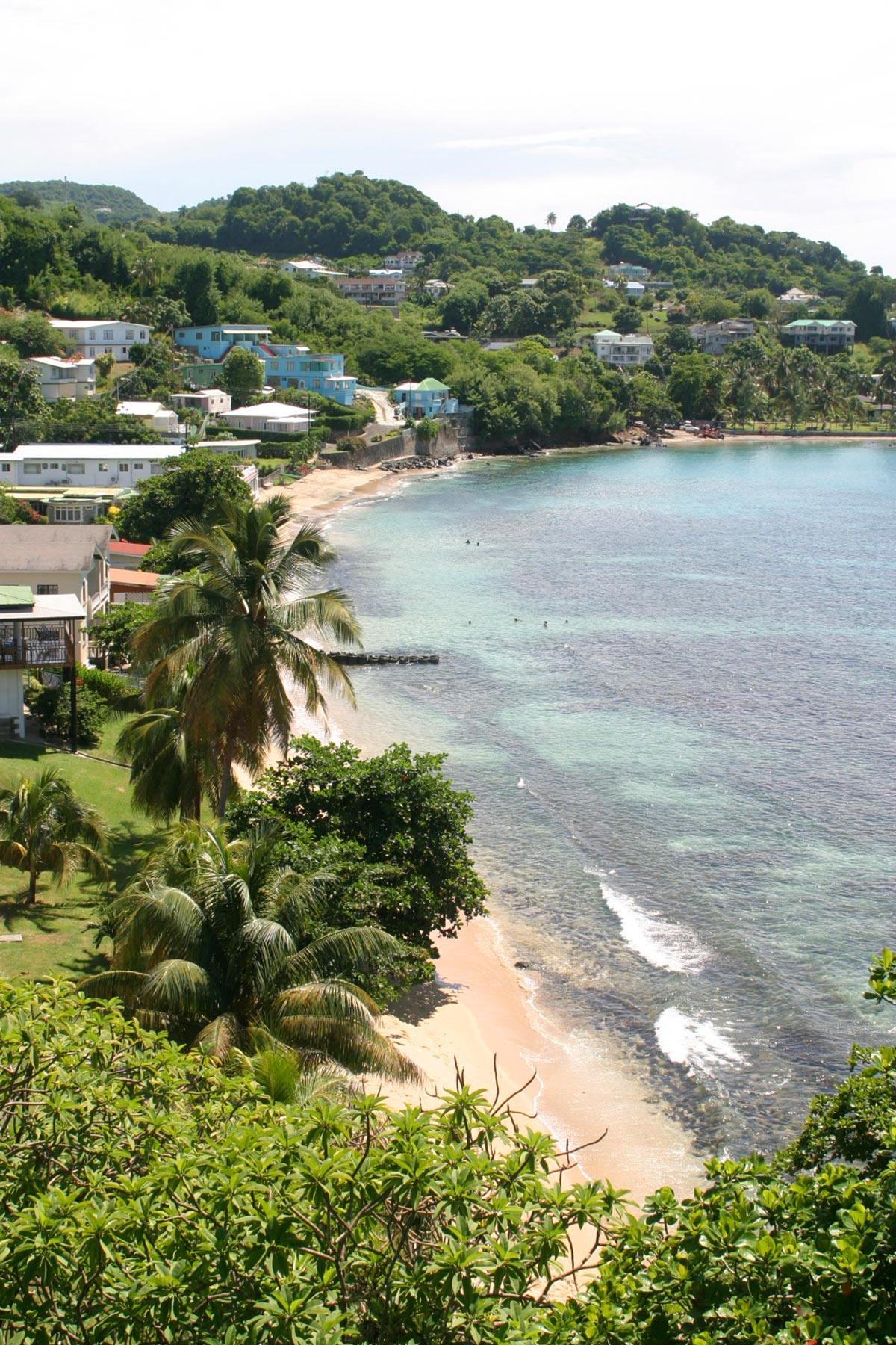 Indian bay beach, St Vincent n St. Vincent and The Grenadines in City Style and Living magazine article on 3 adventures south of the equator