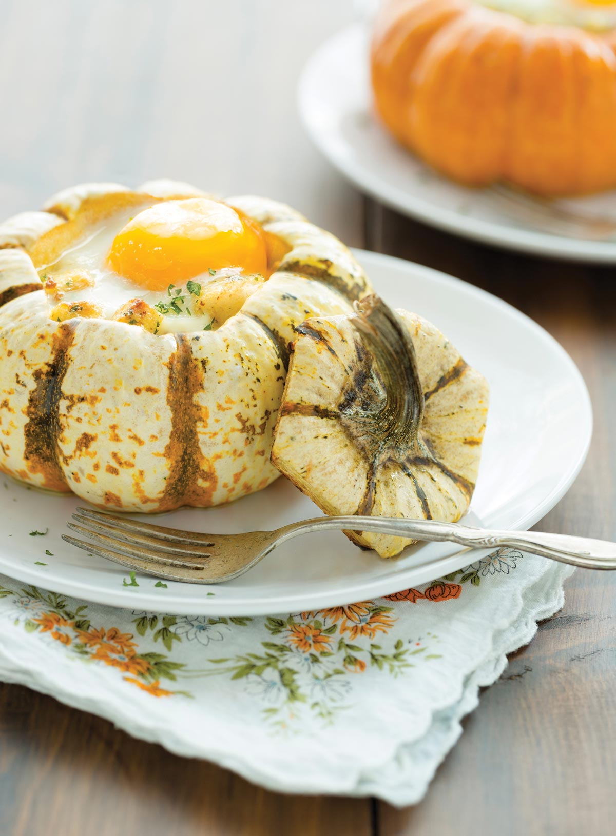 City Style and Living Magazine Baby Breakfast Pumpkins easy breakfast recipe