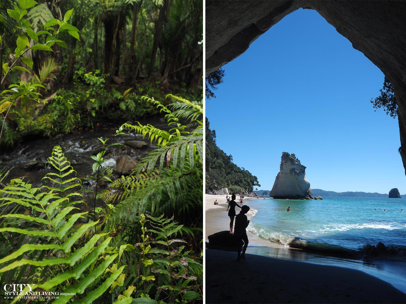 City Style and Living Magazine Destination Guide to New Zelaand The coromandel