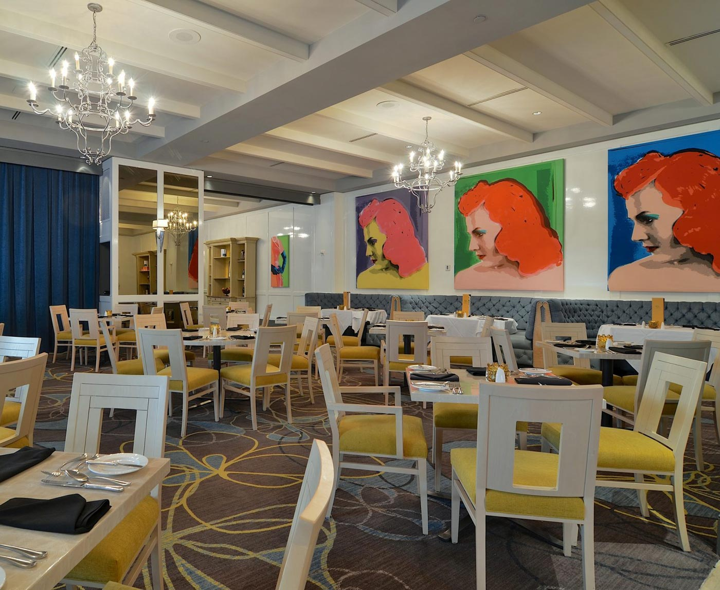 City Style and Living Magazine Cafe Adelaide New Orleans Loews