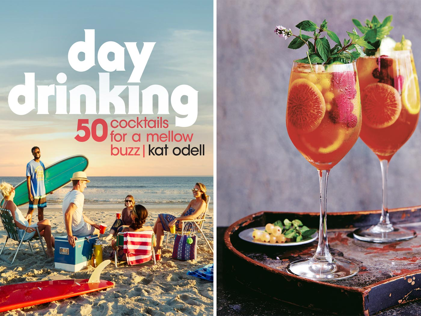 City Style and Living Day Drinking Pimms Cup recipe