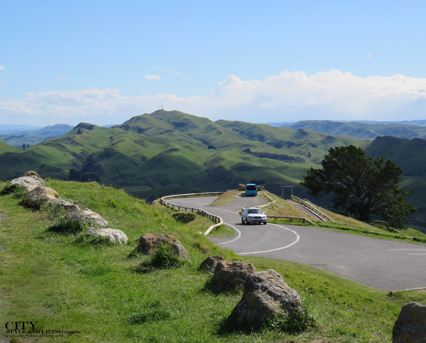 City Style and Living Magazine te mata mountain summit napier new zealand