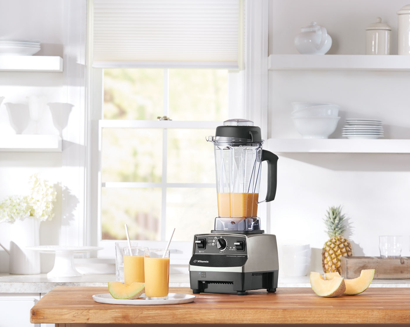 city style and living magazine Vitamix blender smoothie