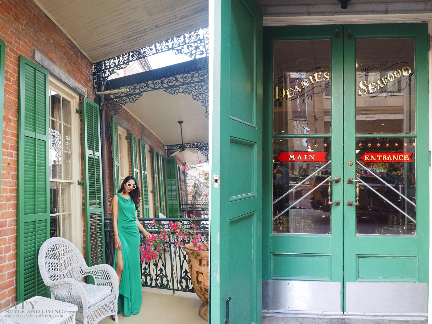 Verdant in the french quarter city style and livingcity style greecity style and living magazine the editors notebook style fashion blogger shivana maharaj french quarter new rubansaba