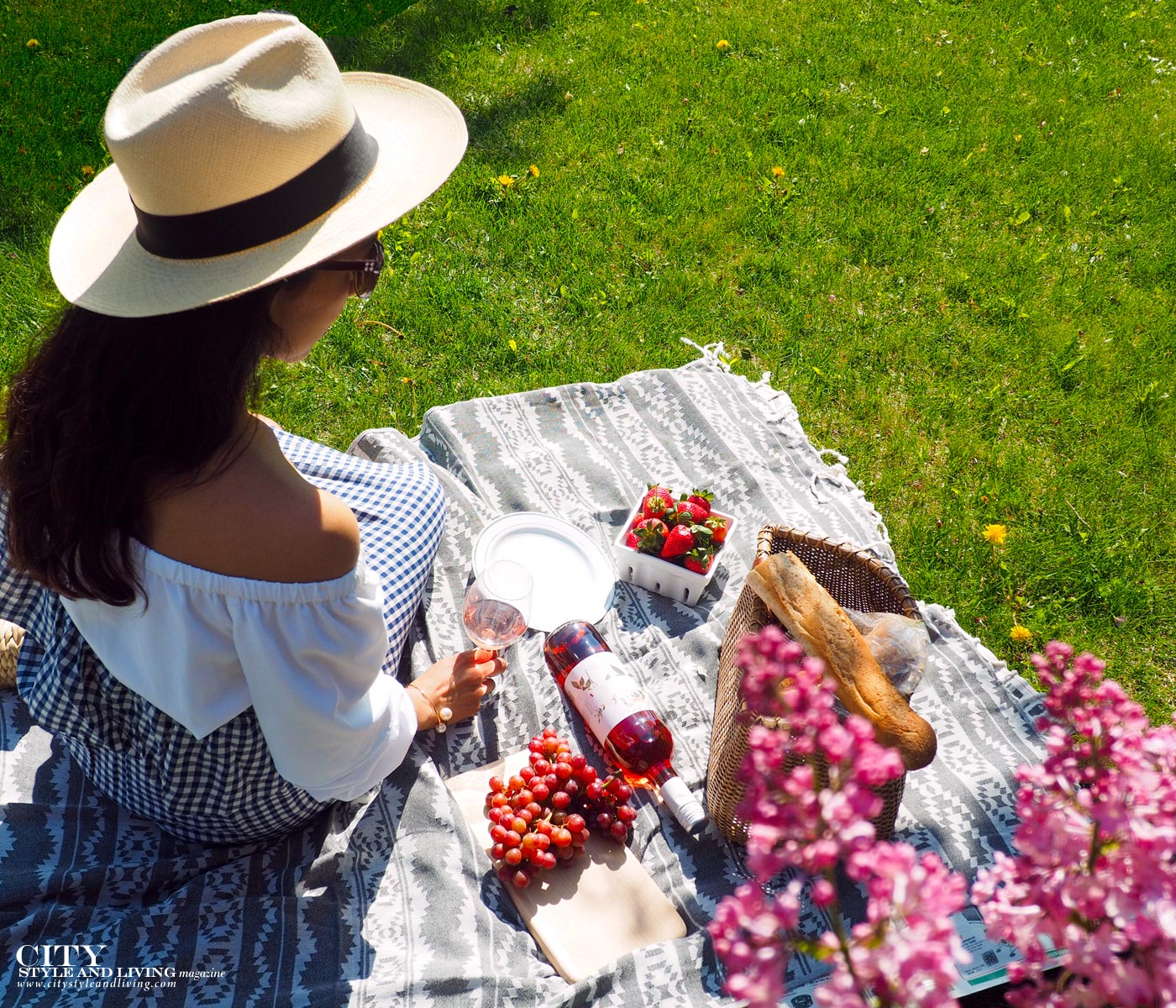 City Style and Living Magazine Hygge Picnic for summer
