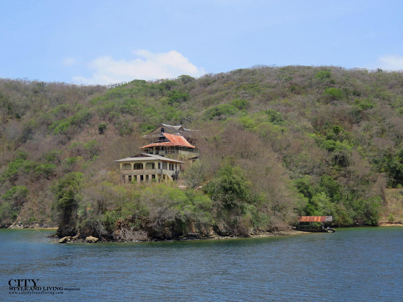 City Style and Living Magazine trinidad and tobago western isles boat tour old houses