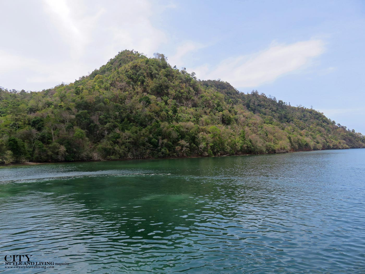 City Style and Living Magazine trinidad and tobago western isles boat tour on the ocean