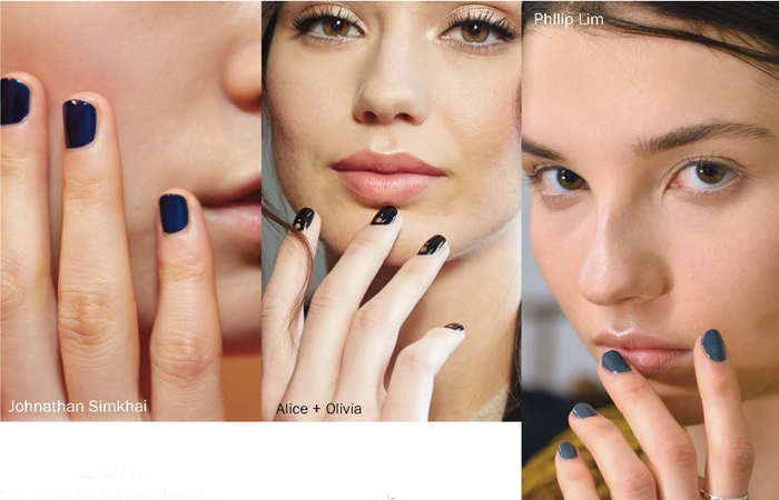 City Style and Living Magazine Nail trends Fall 2017