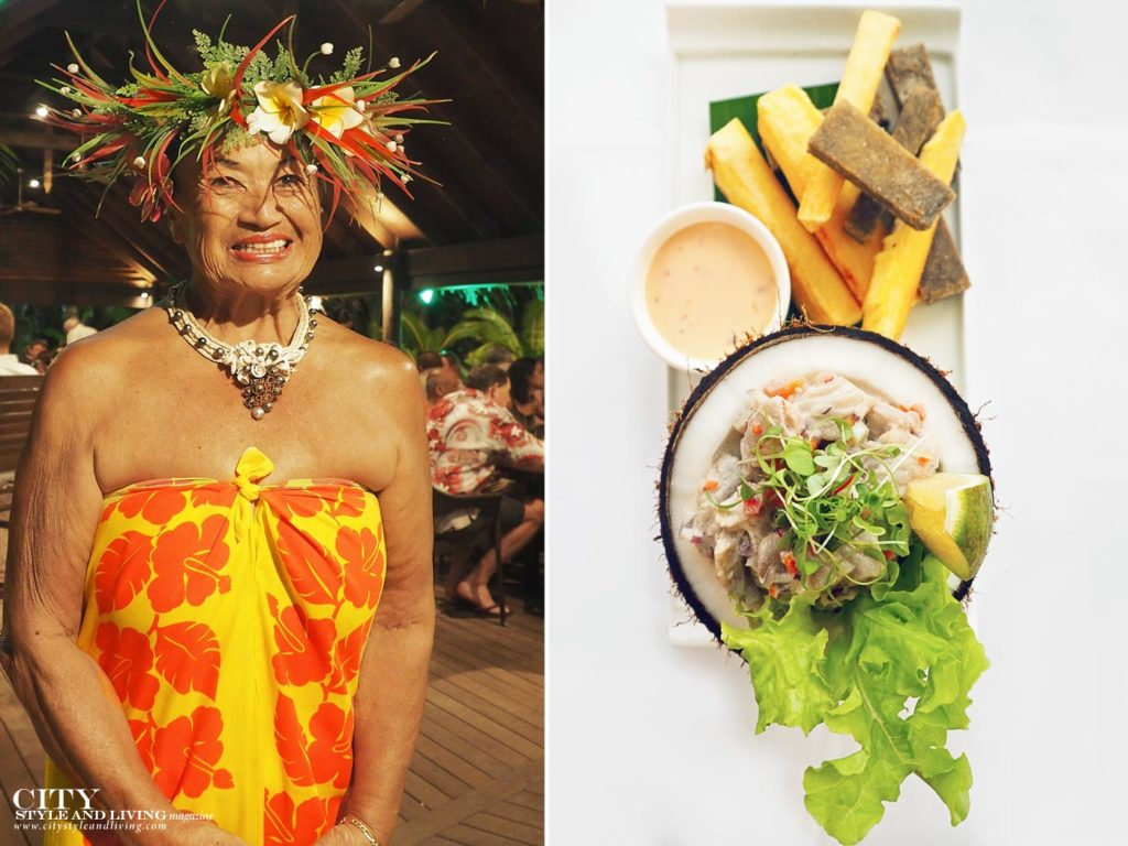 City Style and Living Magazine Rarotonga cook islands vara hunter and coconut ika mata