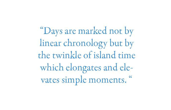 City Style and Living Magazine Rarotonga cook islands quote 1