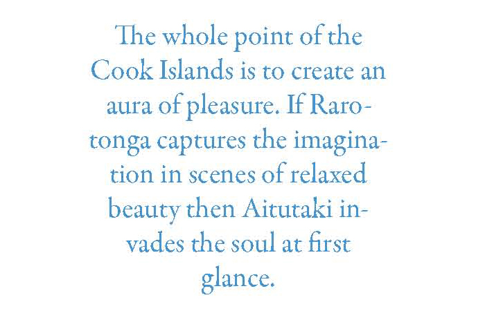 City Style and Living Magazine Rarotonga cook islands quote 2