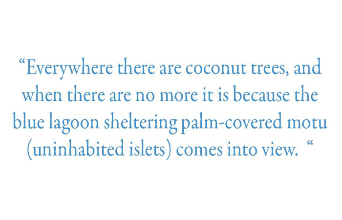 City Style and Living Magazine Rarotonga cook islands quote 3