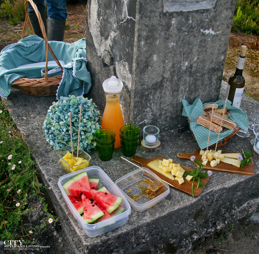City Style and Living Magazine Travel The Azores Portugal Furnas Lake Villas Picnic