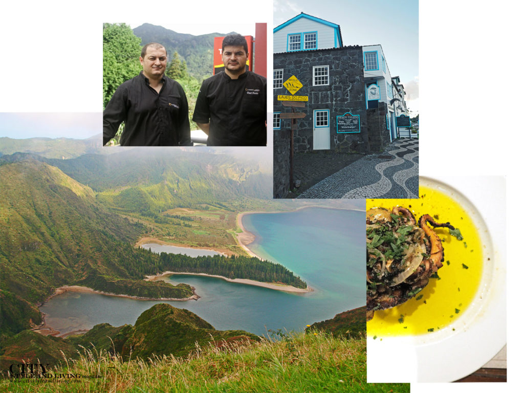City Style and Living Magazine Travel The Azores Portugal Collage 7