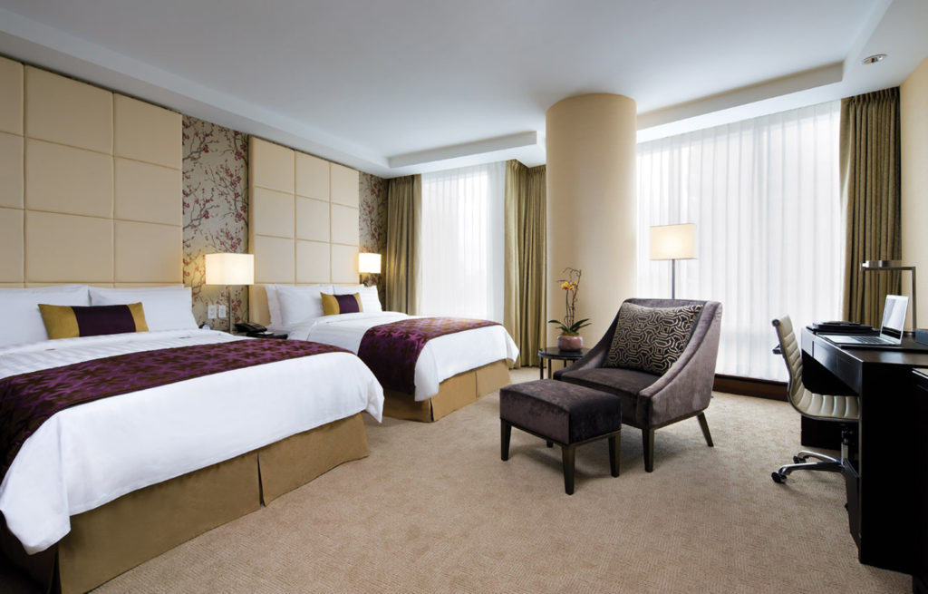 City Style and Living Magazine Shangri La Toronto premier room