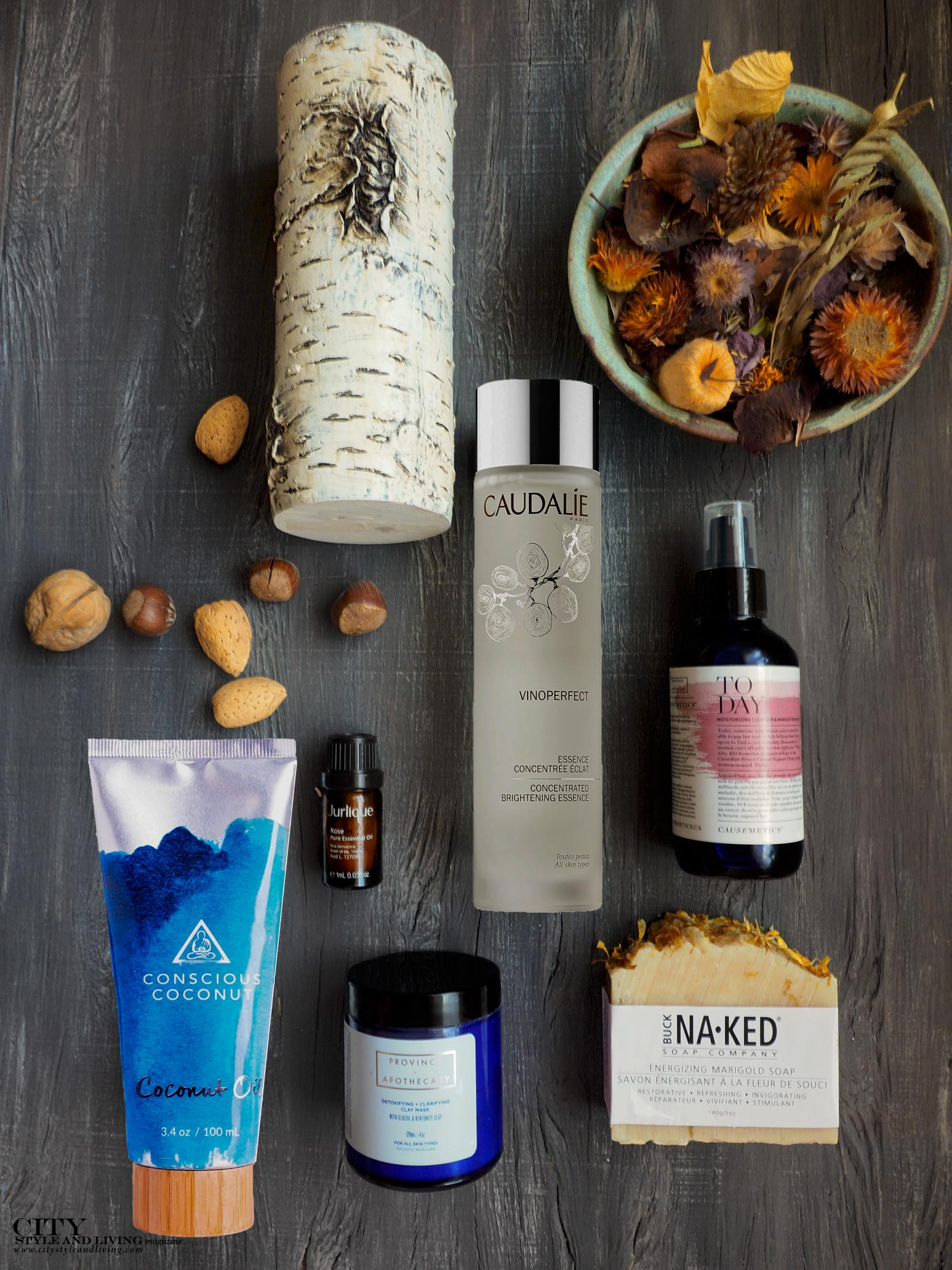 City Style and Living Magazine New Beauty Products Treasure Trove Winter 2017