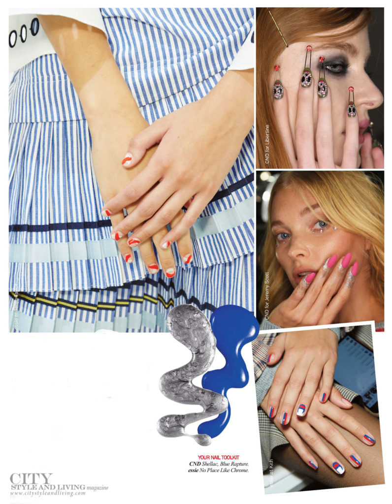 Standout Nails - City Style and LivingCity Style and Living