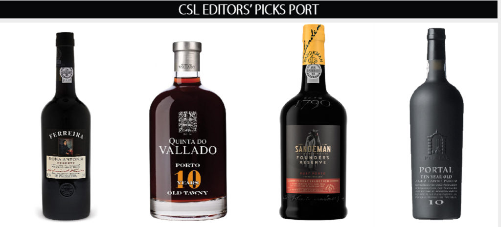 City Style and Living Magazine Travel Portugal Wine and Spirits CSL's editors picks port