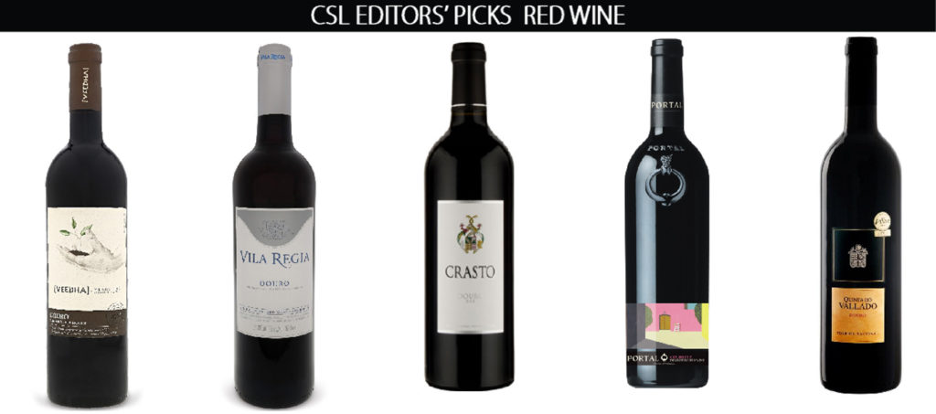 City Style and Living Magazine Travel Portugal Wine and Spirits Portuguese red wines