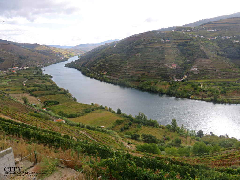 City Style and Living Magazine Travel Portugal Wine and Spirits Douro Valley River landscape