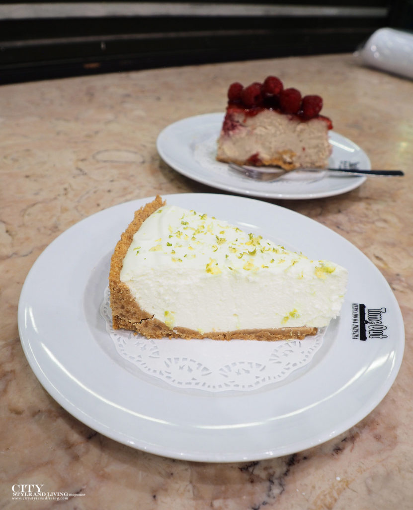 City Style and Living Magazine Travel Portugal Lisbon Time Out Market Nos E mais bolos cakes