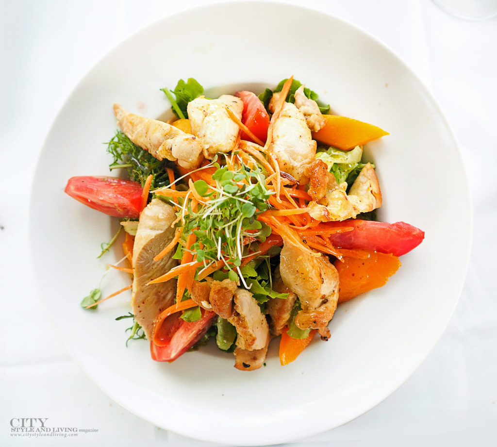 City Style and Living Magazine spring 2018 Chicken Salad