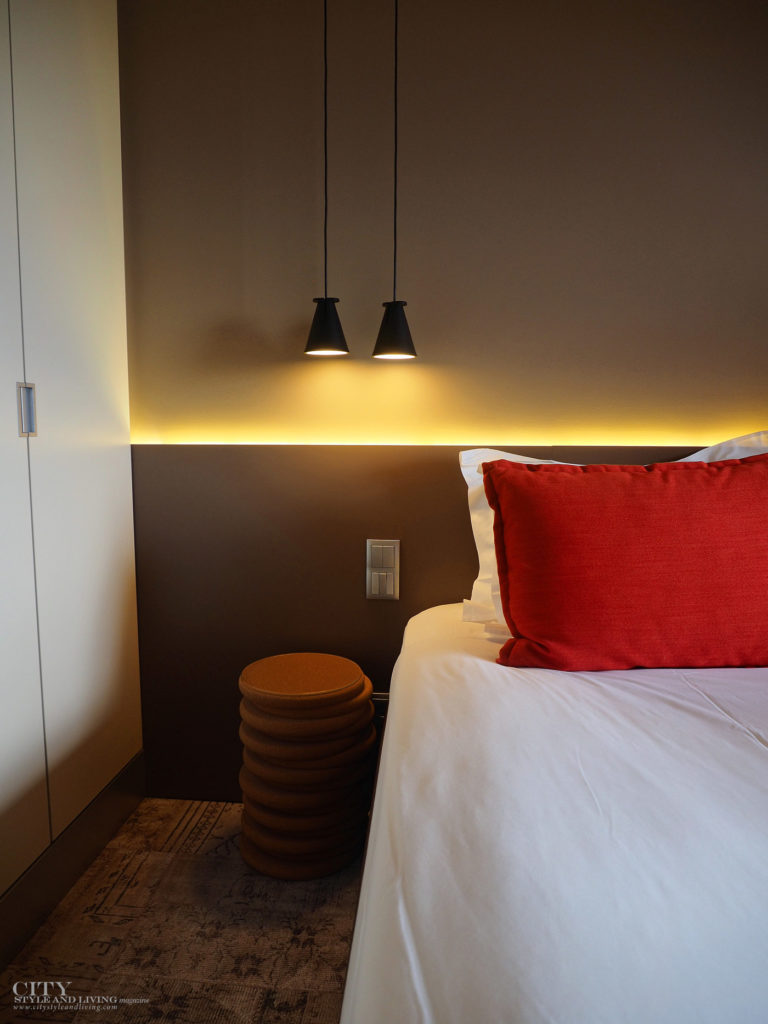City Style and Living Magazine Travel Portugal Hotel Mercure centro porto room and bed
