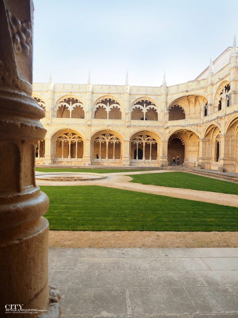 City Style and Living Magazine Travel Portugal awesome adventures Jeronimos