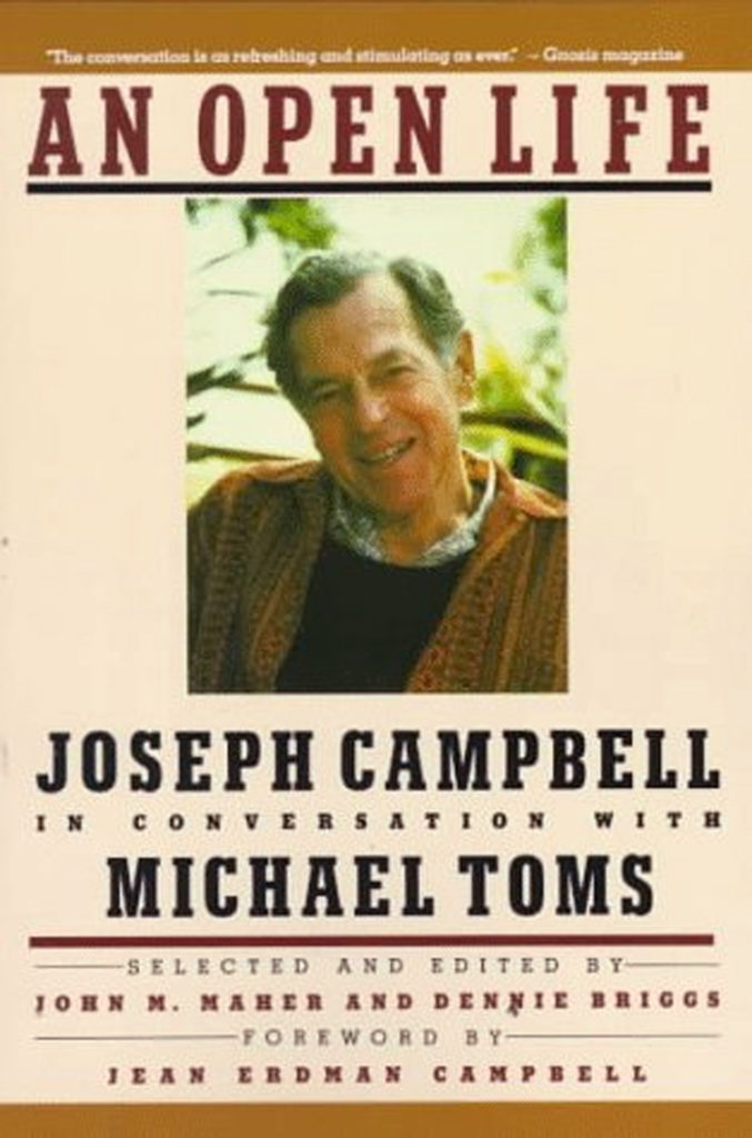 City Style and Living Magazine Books for Summer 2018 Joseph Campbell An Open Life