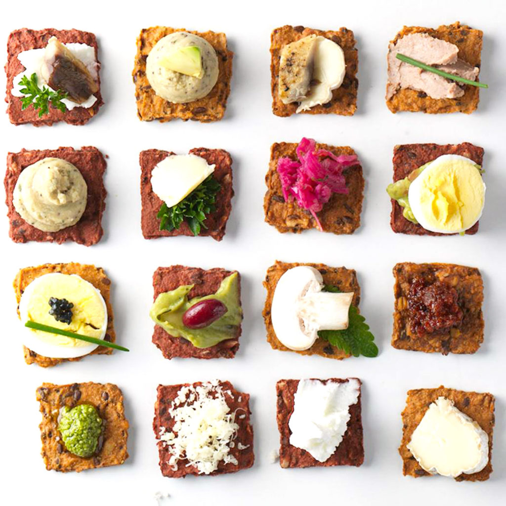 City Style and Living Magazine Food Products we love Summer 2018 Tutti Gourmet Crackers