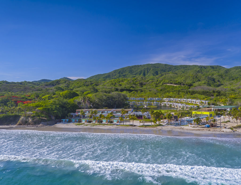 City Style and Living Magazine Travel Hotels W Punta de Mita Mexico beach at Bay of Banderas